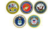 U.S. Armed Forces Logos