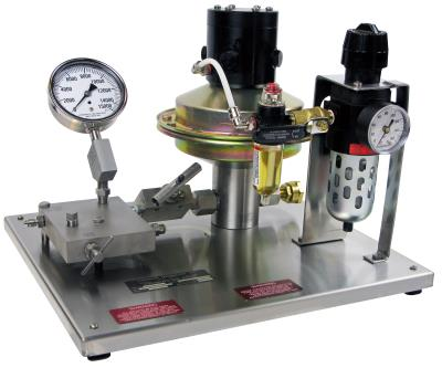 9901 Hydrostatic Test Pump