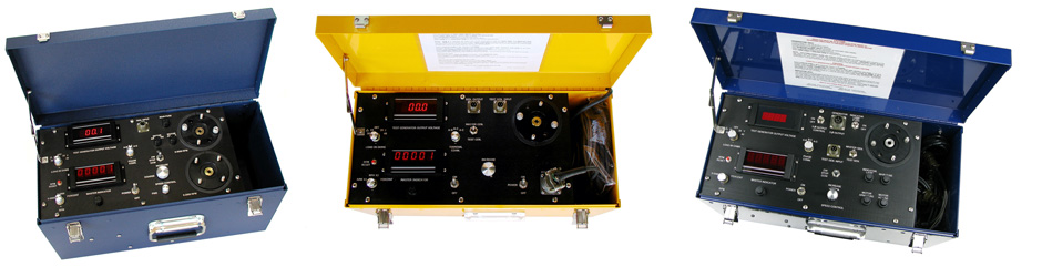 Tachometer Indicator and Generator Testers